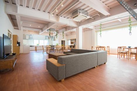 Social residence Minami-Nagareyama