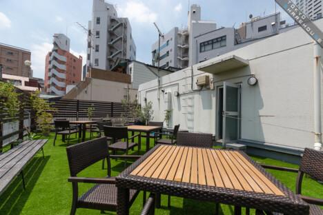 Riverside terrace Aobadaikanyama